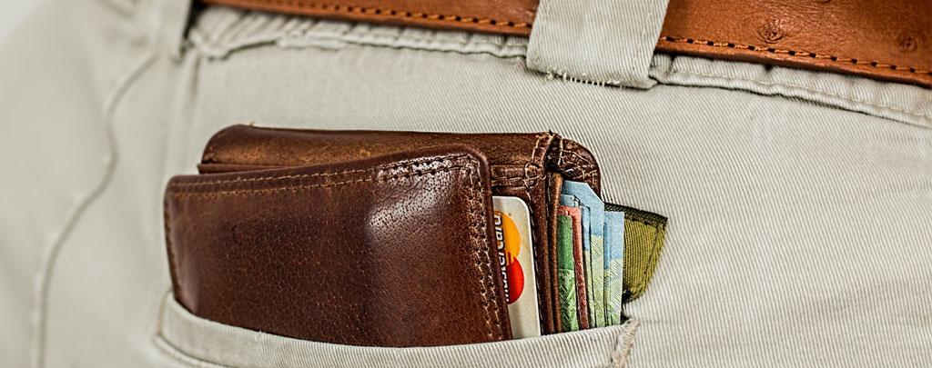 Տղամարդու դրամապանակ
