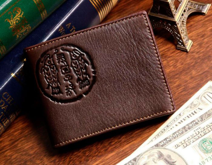 Տղամարդու նորաձև դրամապանակ