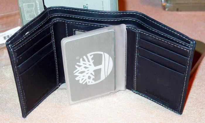 Երկծալքանի դրամապանակ